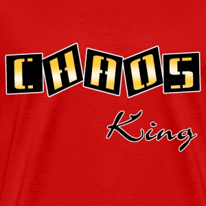 chaos king T-Shirts - Men's Premium T-Shirt