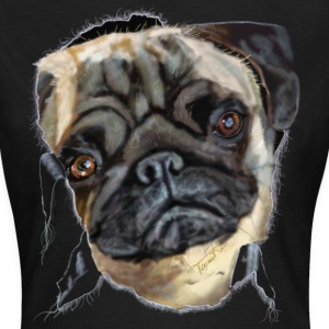 das_tier_in_mir__mops T-Shirts - Frauen T-Shirt