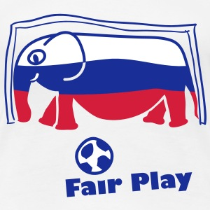 fair_play Russland T-Shirts - Frauen Premium T-Shirt