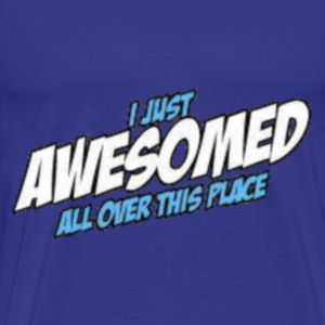 Awesomed T-Shirts - Men's Premium T-Shirt