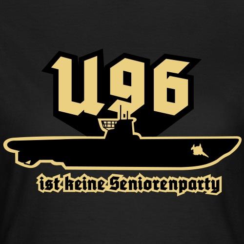 U96 ist keine Seniorenparty