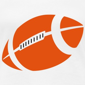 American Football T-Shirts - Frauen Premium T-Shirt