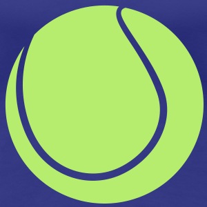 Tennis Ball T-Shirts - Women's Premium T-Shirt