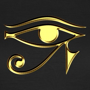 Horus eye, Egypt, protection, magic & strength, T-shirts - Women's T-Shirt