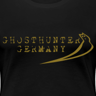 Motiv ~ Ghosthunter Germany Girlie-Shirt