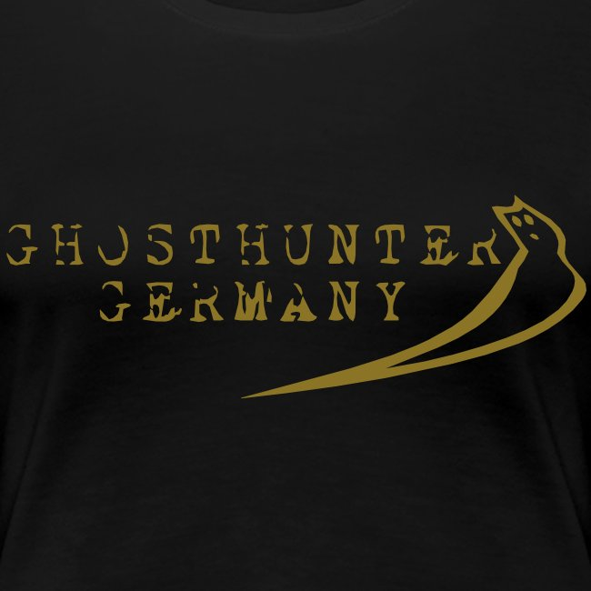 Ghosthunter Germany Girlie-Shirt