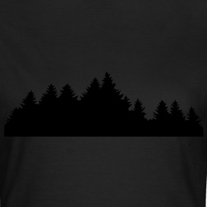 Wood, forest, nature - Women's T-Shirt