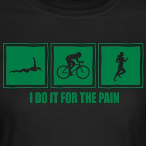 Noble brown triathlon T-Shirts - Women's T-Shirt