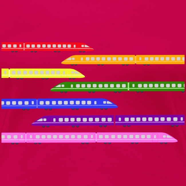 Colour Trains