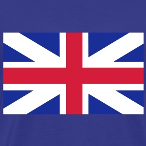 United Kingdom Flag Tee shirts - T-shirt Premium Homme
