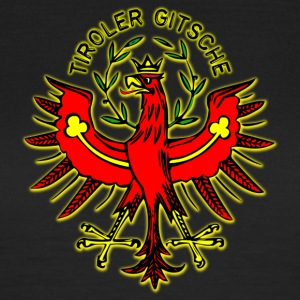 Tiroler Gitsche T-Shirts - Frauen T-Shirt