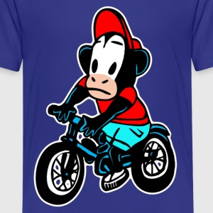 fahr rad! - Teenager Premium T-Shirt