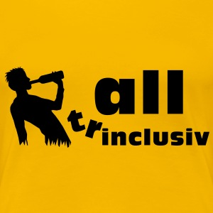 all (tr)inclusiv for Girls - Frauen Premium T-Shirt