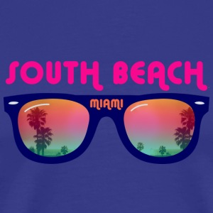 south beach miami T-shirts - Mannen Premium T-shirt