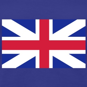 United Kingdom Flag T-Shirts - Women's Premium T-Shirt
