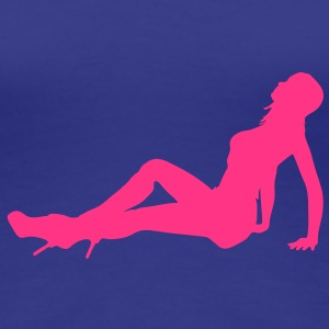 sexy girl 3 T-Shirts - Frauen Premium T-Shirt