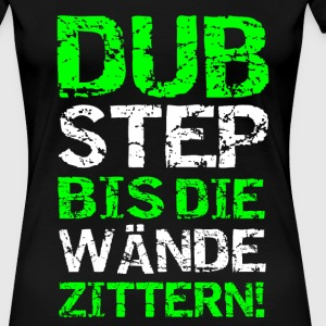 Dubstep Music Beats 4v1 T-Shirts - Frauen Premium T-Shirt
