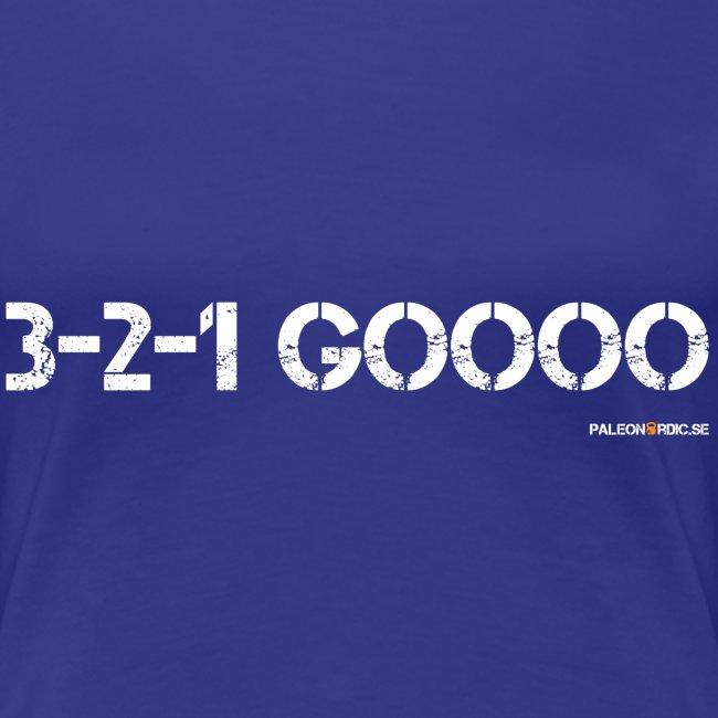 3-2-1 goooo Tjej topp