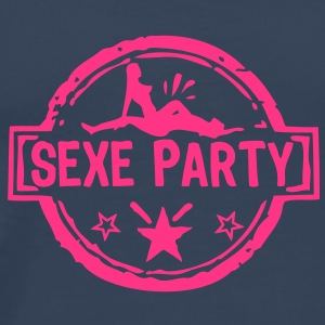 sexe party tampon baise amour1 Tee shirts - T-shirt Premium Homme