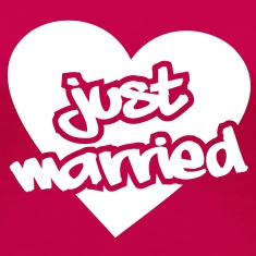 Just Married__V002 T-Shirts