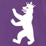 Motiv ~ Berliner Bär T-Shirt Männer