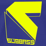 Motiv ~ SUBBASS SHIRT Flockdruck
