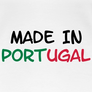 Made in PORTUGAL ! Tee shirts - T-shirt Premium Femme