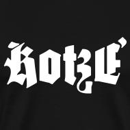 Motiv ~ Kotzé klassisch weiß xxxl