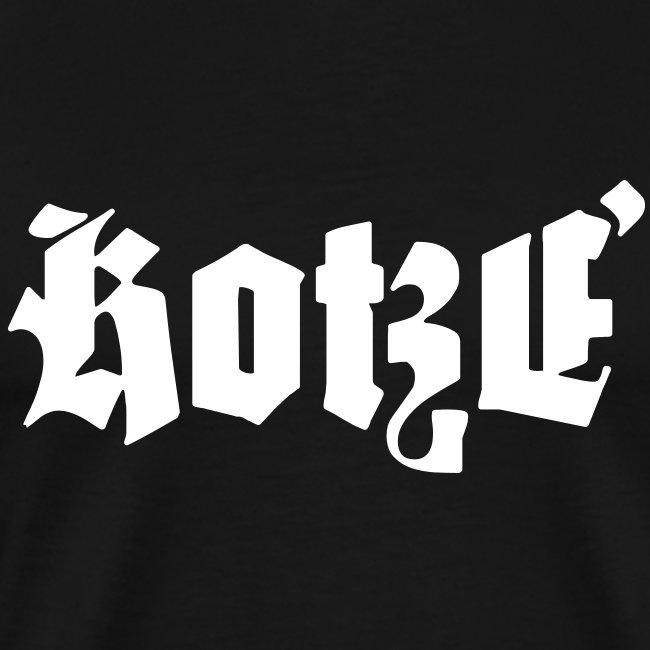 Kotzé klassisch weiß xxxl