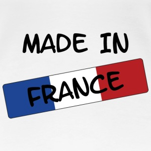 Made in FRANCE ! Tee shirts - T-shirt Premium Femme