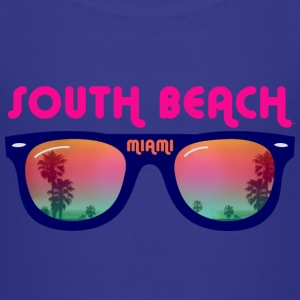 south beach miami Kinder shirts - Teenager Premium T-shirt