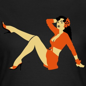 Pin-up T-Shirts - Women's T-Shirt