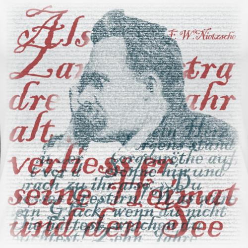 F.W. Nietzsche Typografie