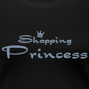 Shopping Princess T-Shirts - Women's Premium T-Shirt