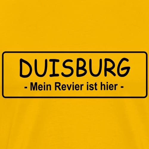 Duisburg (Mein Revier ist hier)
