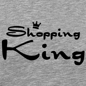 Shopping King T-Shirts - Männer Premium T-Shirt