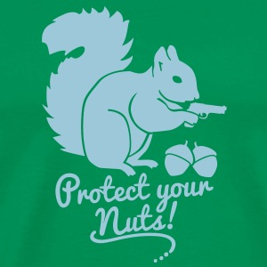 protect your nuts T-shirts - Premium-T-shirt herr
