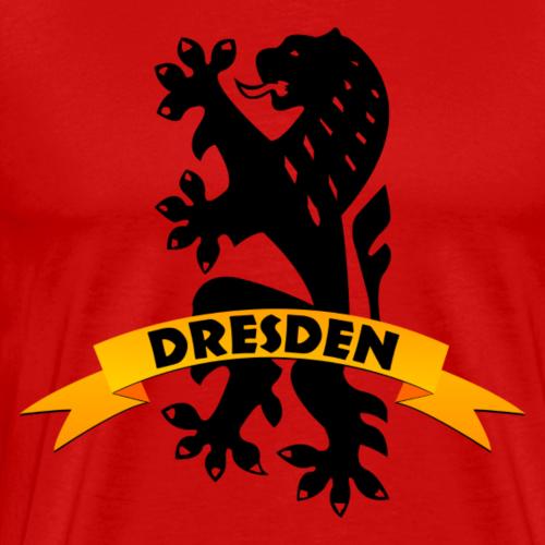 Dresden Wappen Löwe