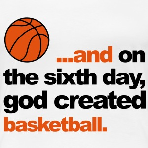 Sixth Day - Basketball T-Shirts - Women's Premium T-Shirt