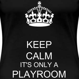 playroom - Women's Premium T-Shirt