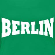 Motiv ~ Berlin Girlieshirt Frauen