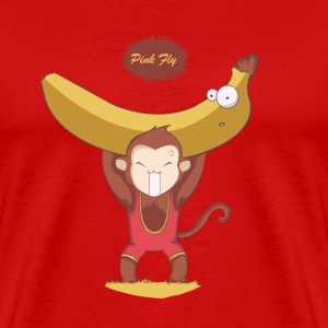 Monkey force - Men's Premium T-Shirt