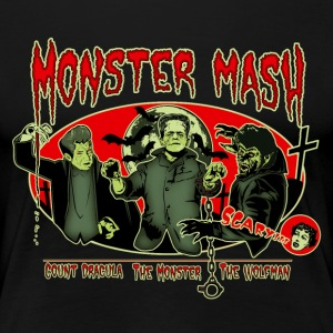 Monster Mash T-Shirts - Frauen Premium T-Shirt
