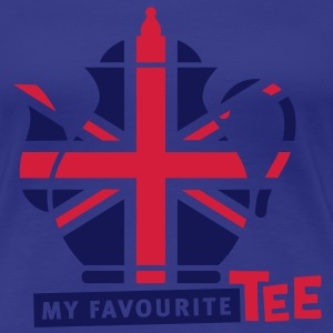 Favourite T-Shirt - Britain - UK - Union jake T-Shirts - Frauen Premium T-Shirt