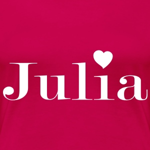 julia_2 T-Shirts - Frauen Premium T-Shirt