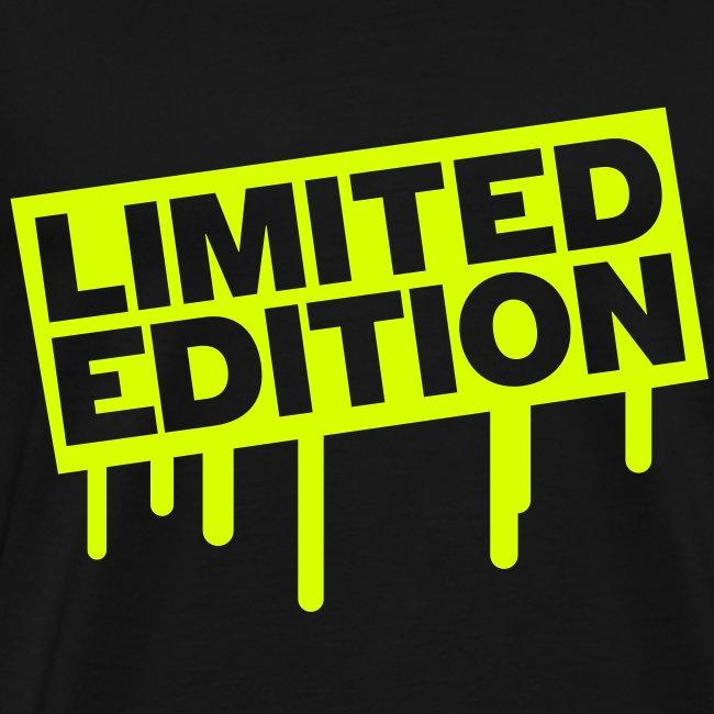 Limited Edition tshirt
