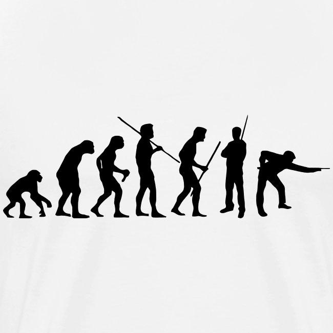 Snooker Evolution white