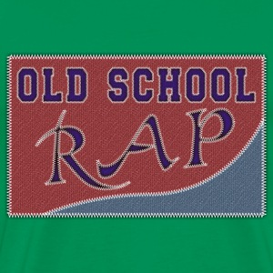 old school rap Tee shirts - T-shirt Premium Homme