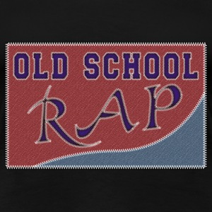 old school rap T-Shirts - Women's Premium T-Shirt