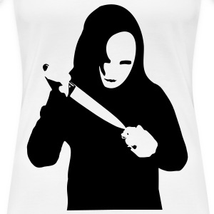 i kill your toy - Frauen Premium T-Shirt
